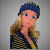 Mattel Sweet 16 Barbie, 1974, in Get-Ups 'N Go Outfit