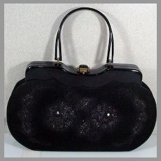 VINTAGE, 1950's Ladies Purse by CLAIRE Fashions
