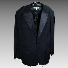 Vintage Men's Katharine Hamnett, England, Evening Jacket
