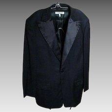 Vintage Men's Katharine Hamnett, England, Evening Jacket