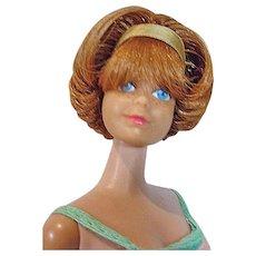 Mattel 1965 Bend Leg Midge Doll w/Original Outfit