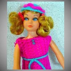 Mattel Living Skipper in Knit Bit, 1969-70