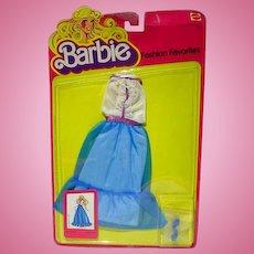 Mattel Barbie MOC Fashion Favorites Outfit, 1981