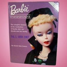 Barbie Fashion Book Vol. 1, 1959-1967, OOP, Sarah Sink Eames