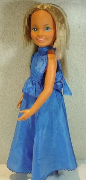 Ideal Brandi Growing Hair Doll 1972 Fourty Fifty Sixty