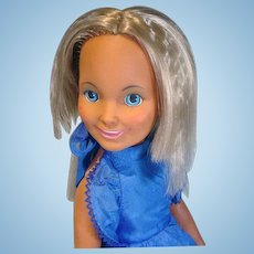 Ideal Brandi Growing Hair Doll, 1972