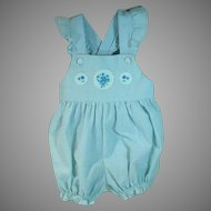 Vintage Child's/Doll Romper by Jacadi