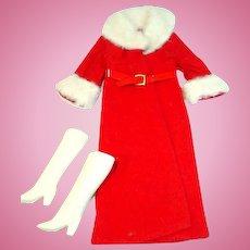 VIntage Mattel Barbie Outfit, Furry 'N Fun, 1972