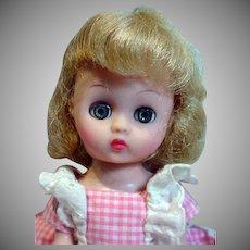 "Cosmopolitan 8"" Ginger Doll, All Original, 1956"