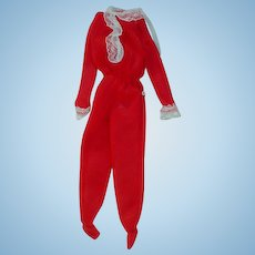 Vintage Mattel Barbie Best Buy Outfit from 1975