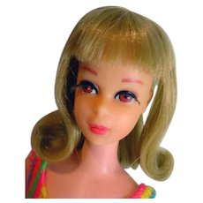 VIntage Mattel 1967 TNT Francie Doll