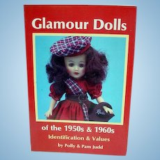 Glamour Dolls of the 1950's&1960's Reference Book,OOP,1988