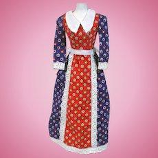 Vintage Mattel Barbie Best Buy Dress from  1976