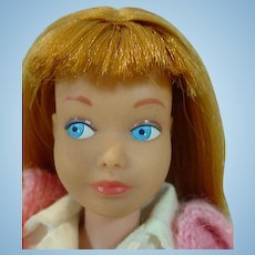 Mattel 1964 Skipper w/Titian Hair in School Days