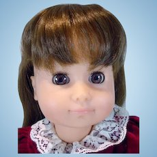 Charming Gotz Puppe Doll, West Germany,, 1980's