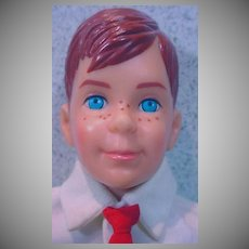 Mattel Ricky Doll in Saturday Show, 1966