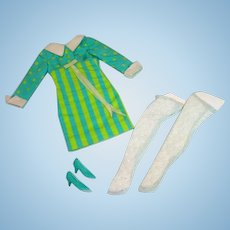 Vintage Mattel Francie Outfit, It's A Date, 1966