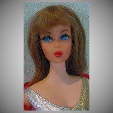 Mattel 1970 Dramatic Living Barbie