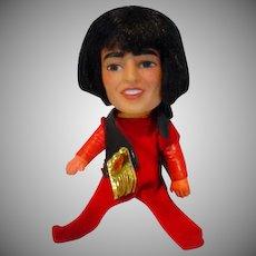 Remco Davey Jones of The Monkee's Finger Ding Doll, 1970