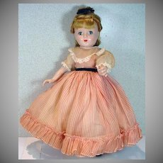 "Madame Alexander 1950 Little Women Amy 15"" Doll"