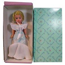 Madame Alexander 1930's Hollywood Glamour Cissette Doll, 1999, MIB