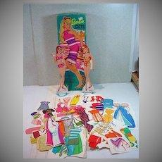 Whitman Barbie Paper Dolls, 1967, Mattel, Cut