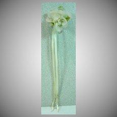 Vintage Madame Alexander Cissy Floral Bouquet, 1950's