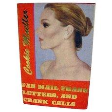 Fan Mail, Prank Letters, & Crank Calls, Cookie Mueller, Miniature Book, 1989