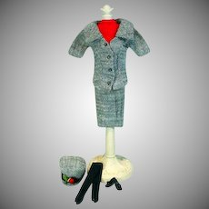 Mattel Vintage Barbie Outfit, Career Girl, 1963