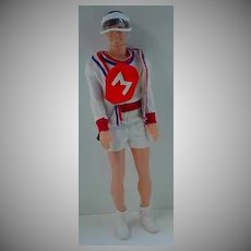 Mattel European and Canadian Fun Time Ken Doll from 1974.