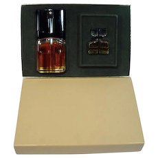 Vintage 1970's Guy Laroche Fidji Perfume Set - Red Tag Sale Item