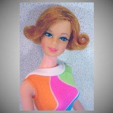 Vintage Mattel TNT Stacey Doll, 1969
