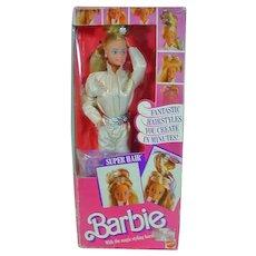 NRFB Mattel Super Hair Barbie, 1986