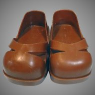 Pair of 1970's Platform Doll Shoes!