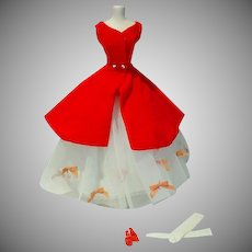 Vintage Mattel Barbie Outfit, Benefit Performance,  From 1966!