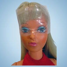 Ideal Tuesday Taylor Doll, 1976 in Halter Gown