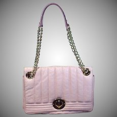 Kate Spade Quilted Pink Leather Purse