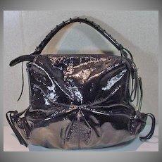 Francesco Blasla, Patent Leather Ladies Purse...Never Used