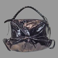Francesco Blasla, Patent Leather Ladies Purse...Never Used