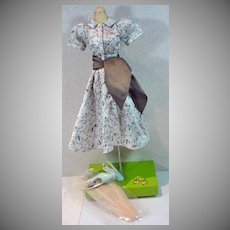 Madame Alexander Cissy Day Dress with Accessories, 1990's