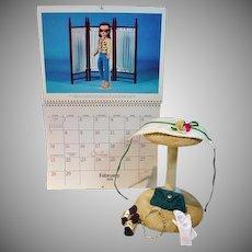 Madame Alexander Cissy Size Accessories and Calendar