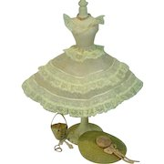 Mattel Vintage Barbie Outfit, Plantation Belle, 1960