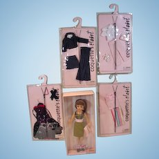 Madame Alexander Coquette Cissy w/ 4 Outfits, MIB