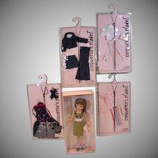 Madame Alexander Coquette Cissy w/ 4 Outfits, MIB