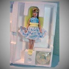 NRFB 30th Anniversary Porcelain Skipper Ltd. Ed, 1993, Mattel
