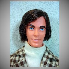 Mattel Mod Hair Ken in Original Outfit, 1973