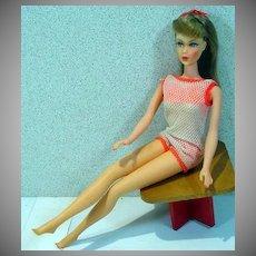 Mattel Vintage  Blond TNT Barbie, 1967