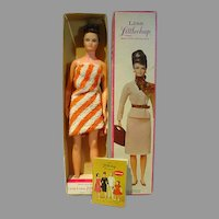 Remco Lisa Littlechap (Mom) with Box and Booklet, 1960's