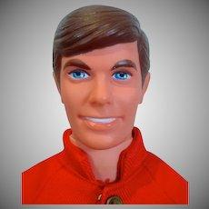Vintage Mattel 1969 Talking Ken Doll, Talks!