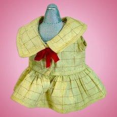 Charming 1930's Doll Dress!
